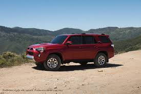 toyota suv 2017 toyota 4runner suv pricing for sale edmunds