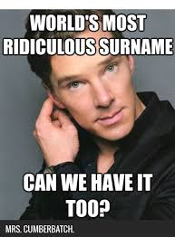 Benedict Cumberbatch Meme - can we have it too