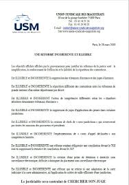 chambre d application des peines usm magistrats usm magistrats