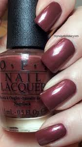 best 25 opi dark red ideas on pinterest fall nail polish
