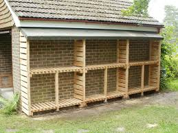 Free Firewood Storage Rack Plans by Coal Bunker Ideas Google Search Shed Plans And Building Tips