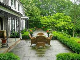 Flagstone Ideas For A Backyard 25 Beautiful Patio Edging Ideas On Pinterest Big Garden