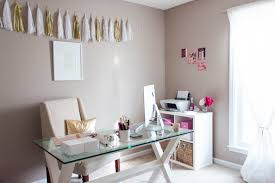 chic home office desk bonnie bakhtiari u0027s pink and chic home office office tour sayeh