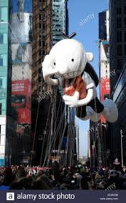 diary of a wimpy kid balloon float at macy s 85th annual stock