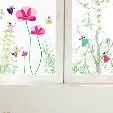 stickers pour chambre d enfant stickers pour vitres pour décorer et pour préserver votre intimité
