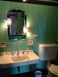 jade vitrolite art deco 1930 u0027s bathroom with original kohler sink