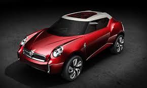 concept cars concept cars models mg motor uk