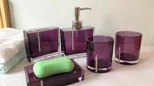 plum bathroom accessories bathroom interior home design ideas