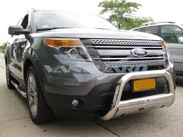 Ford Explorer Grill Guard - ford explorer bumper pictures to pin on pinterest pinsdaddy