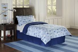 Indie Duvet Covers Amazon Com Lullaby Bedding 200 Ttair Airplanes Cotton Printed