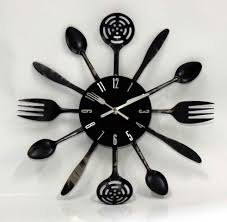 useful and stunning kitchen wall clocks