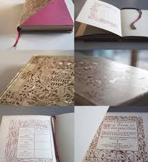 vintage wedding guest book personalised vintage wedding guest book by the vintage binding co