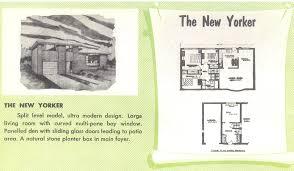 Elevated House Floor Plans 1960 Split Level House Floor Plans Luxihome