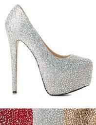 Wedding Shoes Jakarta Murah Affordable Elegant Wedding Shoes High Heels For Women Milanoo Com