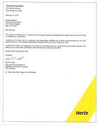 service letter