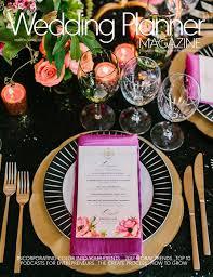 wedding planner magazine wedding planner magazine real wedding logan yoni idoplan