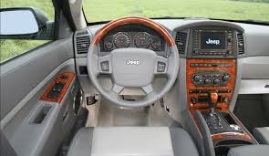 Jeep Overland Interior Jeep Grand Cherokee Overland 2696294