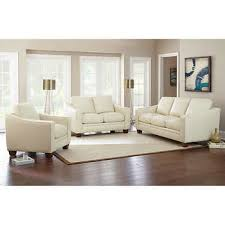 Beige Leather Loveseat Leather Sofas U0026 Sectionals Costco