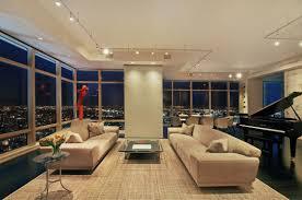 interior design luxury homes stylish manhattan apartment at the 42th floor
