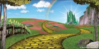 wizard of oz backdrop 1 backdrops beautiful