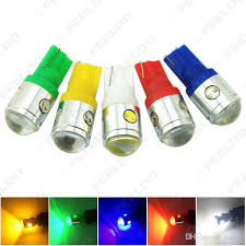 stop sign with led lights feeldo high power car 168 194 t10 3w 4smd tail stop signal wedge led