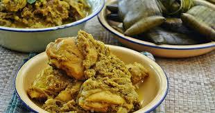 cara membuat opor ayam sunda terbukti ini 3 resep andalan cara membuat opor ayam yang lezat