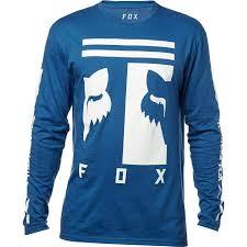 fox motocross t shirts fox connector l s tee fox racing canada