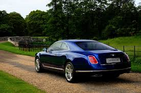 custom bentley mulsanne bentley mulsanne coupe u2013 nce