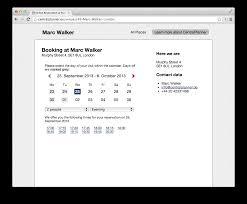 online reservation book centralplanner