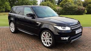 range rover diesel used land rover range rover sport 3 0 sdv6 306 hse 5dr auto