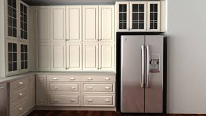Kitchen Cabinet Refrigerator Cabinet Fearsome Under Cabinet Fridge And Freezer Awful Under