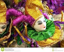 mardi gras court jester ornament stock photo image