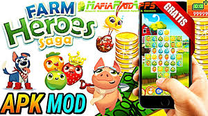 farm saga apk farm heroes saga apk mod lives android