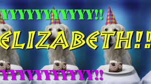 happy birthday elizabeth epic happy birthday song youtube