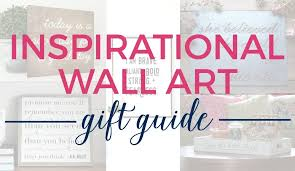 inspirational gifts top 15 gifts for the inspirational wall lover the turquoise home