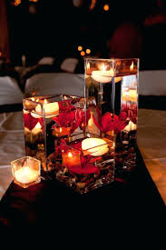 christmas candle centerpiece ideas decorations candle decoration ideas for birthday lovely christmas