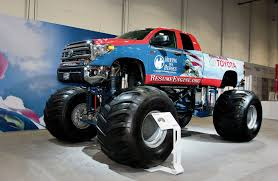 monster trucks videos 2014 2014 sema show larger than life photo u0026 image gallery