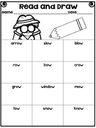 long vowels word work activities phonics long vowels and words