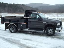 Ford F350 Dump Truck With Plow - one ton dump images reverse search