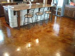 Concrete Kitchen Floor 33 best stamped concrete stained concrete floors images on