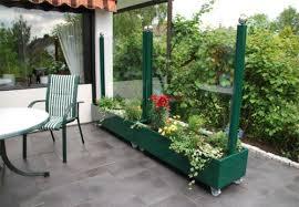 windschutz balkon plexiglas sichtschutz terrasse plexiglas möbel ideen und home design