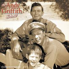 the andy griffith show wall calendar 2017 day