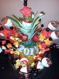 fruit arrangements delivered baby shower fruit arrangement the flower and the bee