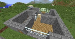 Minecraft Stairs Design Tut How To Make A Nice Modern House Steps And Pictures