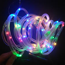 Solar Powered Outdoor Led String Lights by Compare Prices On Solar Lights String Lights Fairy Lights