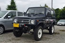 suzuki jimny is the second generation suzuki jimny samurai a future classic