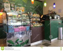 view inside for coffee amazon shop editorial image image 72401080
