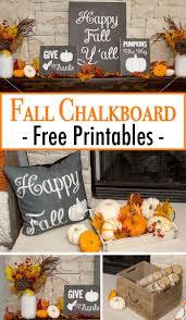 Home Decor Fall by Fall Chalkboard Mantel Decorations Lillian Hope Designs