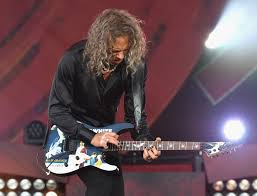 kirk hammett talks playing songs on tour