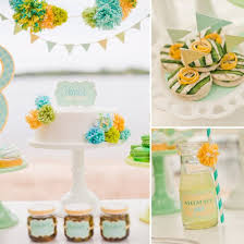 unisex baby shower gender neutral baby shower ideas popsugar